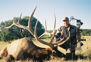 Hunt Monster Bulls with Stick & String Outfitters
