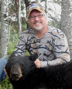Bear Hunt Day One: 4 Bears Down