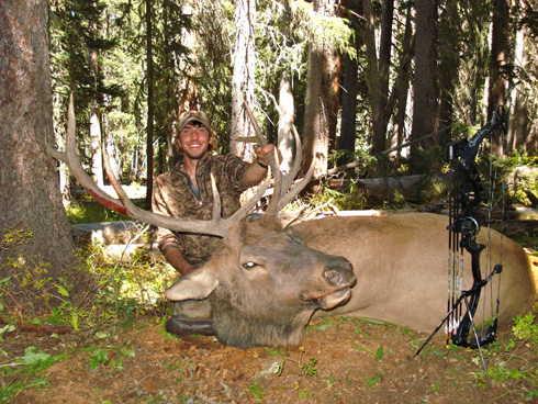 Beat the Bull… 3 Steps to Archery Elk Success
