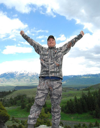 Bowhunter's Fight Against Cancer