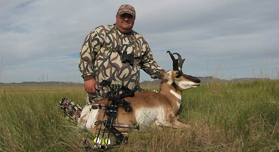 Montana Archery Antelope Writers Hunt: It's Coming!