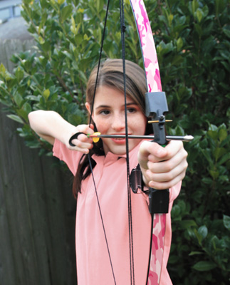 Introduce Children to Real Archery