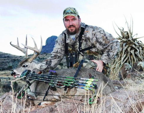 Bowhunting for the Desert Grey Ghost