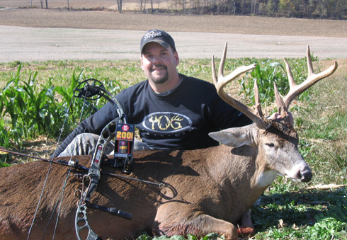 Putting The 'Buck Stop' On An Illinois Buck