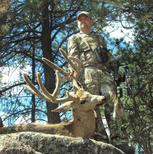 It's Open Season on Big Colorado Mule Deer