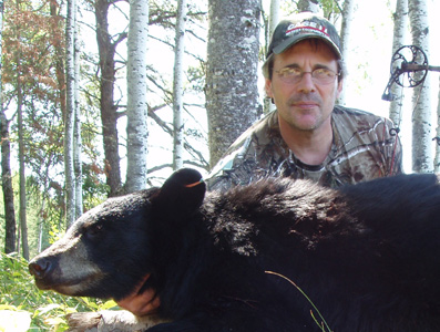First Bear For Mike
