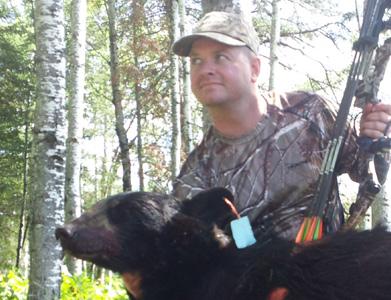 Travis – A Bear At 5 Yards