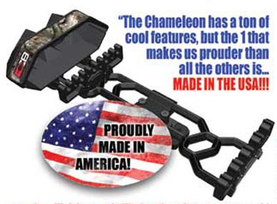 Gear Review: Bohning Chameleon Quiver