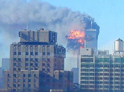 9/11 From A Few Doors Down