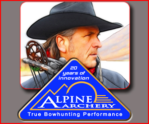 Alpine's Jim Shockey Signature 'Yukon' Packs a Punch