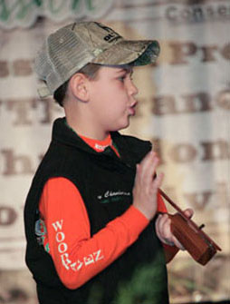 2012 World Championship Turkey Calling Contest