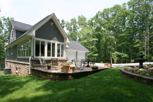 Beautiful 5 Acre Home For Sale: Virginia