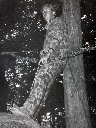 Thoughts & Tips : Treestands and Safety