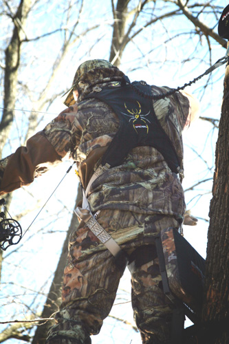 GEAR REVIEW: Tree Spider Speed Harness