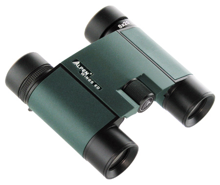 Alpen Optics Adds Two New Wings ED Compact Binoculars
