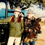 With Horton founder Bernard Horton.