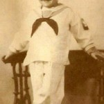 George the young sailor.