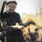 A most memorable hunt for lion.
