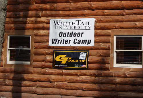 Whitetail University Outdoor Writer Camp 2011