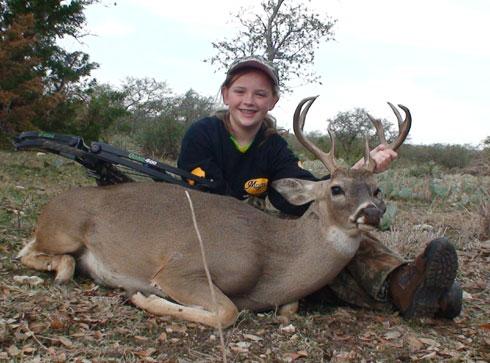 'My' Barnett Quad 400 – Hunting Texas Whitetail