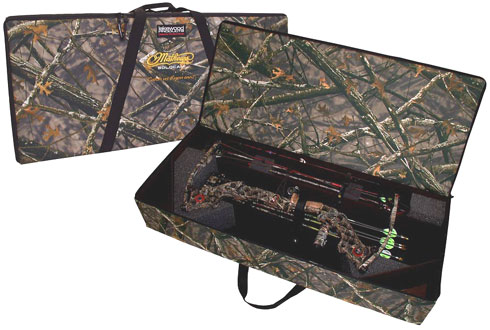 Mathews And Lakewood Introduce New Lost Camo Bow Cases