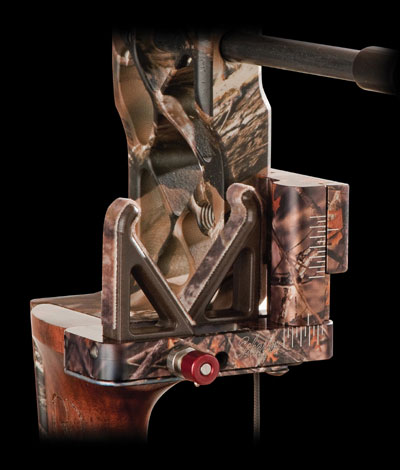 Schaffer Performance Archery Introduces The Opposition Lite Arrow Rest