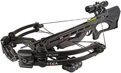 Coming Soon – Cross Archery's New DOA and Hero for 2012