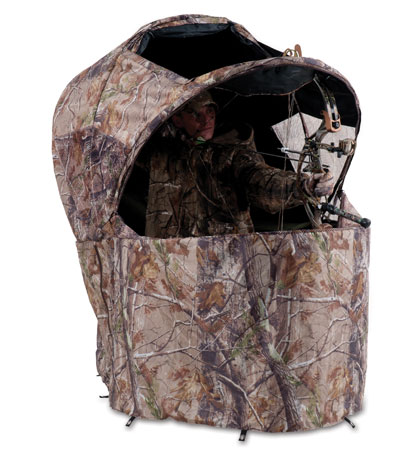 Ameristep Intros Magnum Tent Chair Blind – Bowhunting Net