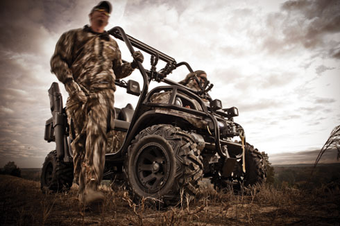 Bad Boy Buggies Introduces Ambush Dual-Powertrain Vehicle