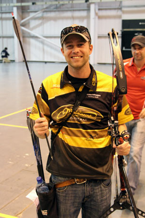 Carbon Express Takes First Major Indoor Event