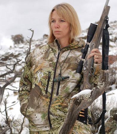 Prois Founder Kiristie Pike wears her Extreme Jacket