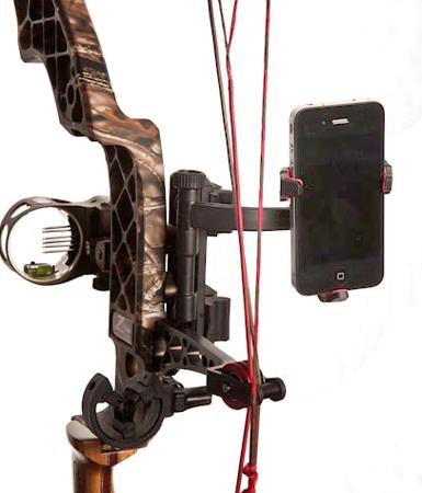 S4Gear Offers JackKnife Smartphone Bow Mount