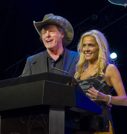Ted Nugent Spirit of the Wild Voted Best Overall!