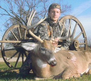 Greatest Whitetail Deer Hunting in the Midwest