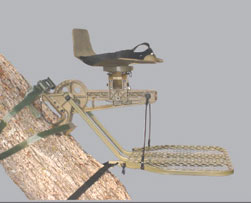 Not Your Average Treestand