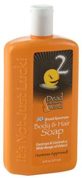 Dead Down Wind 3D Broad Spectrum Hair & Body Soap