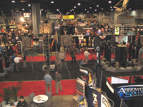 Bowhunting SuperShow – Indianapolis April 20-22