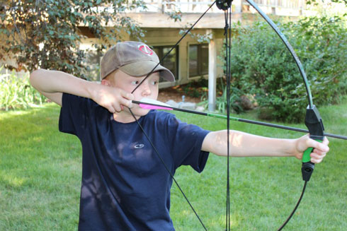 Gear Review: Barnett Lil' Banshee Jr. Compound Archery Set