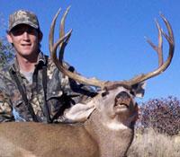 Bowhunting for Arizona Mule Deer