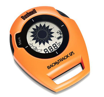 Bushnell's Second Generation  BackTrack Personal GPS