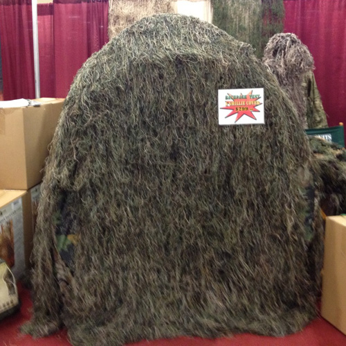 Two New Ground Blinds