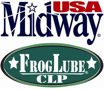MidwayUSA Goes Green and Teams up with FrogLube