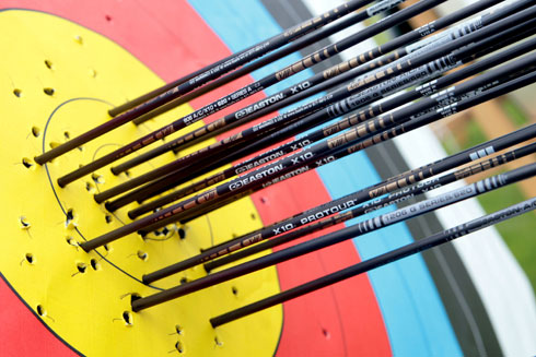 X10 Archers Sweep Again