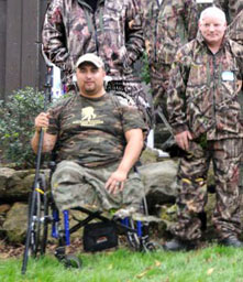 HELP a Wounded Vet at Buckhaven