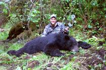 Discounted Boat Black Bear Hunt