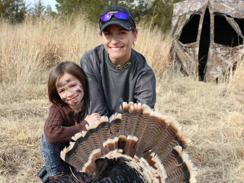 The Bestest Turkey Hunt Ever