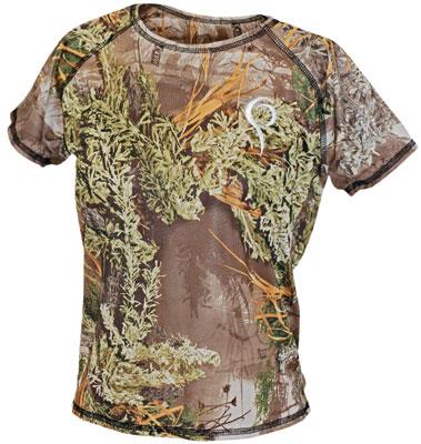 PRÓIS Offers Ultra Short Sleeve Shirt