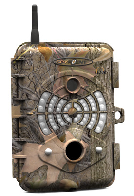 New 'LIVE' Cellular Trail Camera from Spypoint