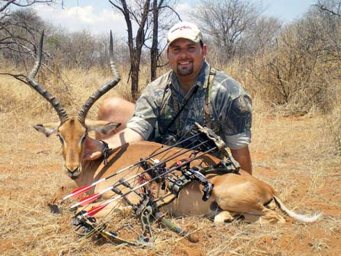 Hunting the Rut: A different look at hunting the Impala