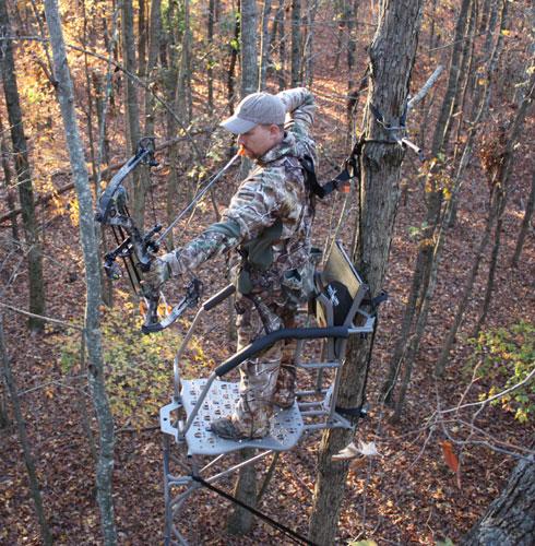 TreeLine Treestands unveils New Vine Ladder Stand
